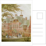 Detail of Westhoe Hall, South Shields by Anonymous