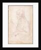W.40 Sketch of a female figure by Michelangelo Buonarroti