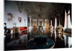 The Malachite Room, Winter Palace by Unknown