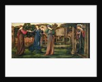 The Mill by Sir Edward Coley Burne-Jones