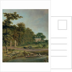 A Country House by J. & Velde
