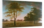 Osterley House and Park at Evening by William Hannan