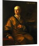 Sir Isaac Newton, 1710 by James Thornhill