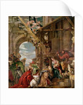 Adoration of the Kings by Veronese
