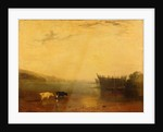 Teignmouth Harbour by Joseph Mallord William Turner