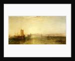 Brighton from the Sea by Joseph Mallord William Turner