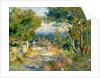 L'Estaque by Pierre Auguste Renoir
