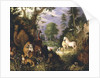 Orpheus Charming the Animals by Roelandt Jacobsz. Savery