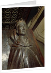 Effigy of Henry V by English School