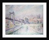 The Bridge by Paul Signac
