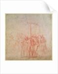 The Flagellation of Christ by Michelangelo Buonarroti
