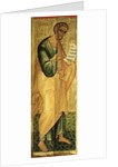 The Holy Apostle Peter by Anonymous