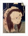 Japanese Ghost by Katsushika Hokusai