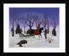 Winter, 1997 by Magdolna Ban