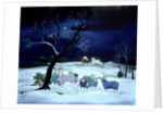 Silent Night, Holy Night by Magdolna Ban