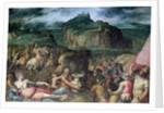 The Siege of San Leo by Giorgio Vasari
