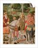 Piero de Medici as Caspar by Benozzo di Lese di Sandro Gozzoli
