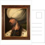 Portrait of Suleyman Ier the Magnificent, sultan Ottoman by Italian School
