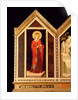 Female saint from the St. Reparata Polyptych by Giotto di Bondone