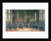 Members' Lobby, Houses of Parliament, 1872-73 by Henry Barraud