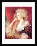 Mrs Fitzherbert by Thomas Gainsborough