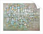 Compostion No.II, 1913 by Piet Mondrian