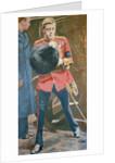 Edward VIII as a Welsh Guard by Walter Richard Sickert