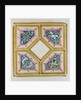 Design for the ceiling of the House of Commons by Augustus Welby Northmore Pugin