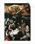 Adoration of the Shepherds, 1638 by Francisco de Zurbaran