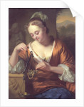 Allegory of Virtues and Riches, c.1667 by Godfried Schalken or Schalcken