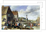The Proverbs by David the Younger Teniers