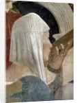 The Legend of the True Cross, the Verification of the Cross by Piero della Francesca