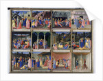 Scenes from the Life of Christ by Fra Angelico