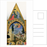 Santa Trinita Altarpiece by Fra Angelico