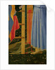 Detail of Santa Trinita Altarpiece by Fra Angelico
