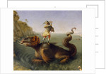 Perseus Rescuing Andromeda, c.1510-13 by Piero di Cosimo