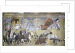 The Battle of the Milvian Bridge, 312 AD by Piero della Francesca