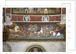 Camera delle Aquile by Giulio Romano