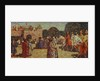 Sunday, Old Russia, 1904 by Wassily Kandinsky