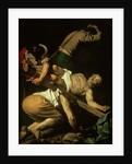 The Crucifixion of St. Peter, 1600-01 by Michelangelo Merisi da Caravaggio
