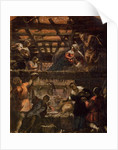 The Adoration of the Shepherds, 1578-81 by Jacopo Robusti Tintoretto