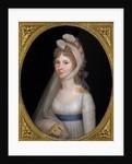 Auguste, hereditary Princess of Hessen-Kassel, c.1800 by Wilhelm Baettner