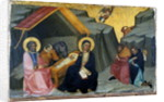 The Adoration of the Shepherds, c.1400 by Paolo di Giovanni Fei