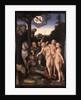 The Judgement of Paris, 1540-46 by Lucas the Elder Cranach