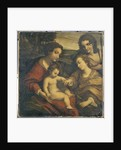 The Mystic Marriage of St. Catherine by School European