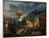 Abigail before David, 1640 by Simon de Vos