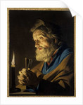 The Penitant Peter by Matthias Stomer