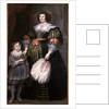 Madame Charlotte Butkens-Smit van Cruyninghen and her son Johannes-Amatus by Cornelis de Vos