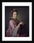 Angelica Kauffmann by Nathaniel Dance-Holland