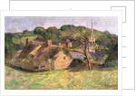 Landscape at Pont-Aven, 1888 by Paul Gauguin